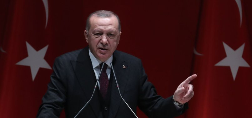 IN LETTER TO EU LEADERS, ERDOĞAN SAYS TURKEY IS READY FOR DIALOGUE WITH GREECE WITHOUT ANY PRECONDITIONS