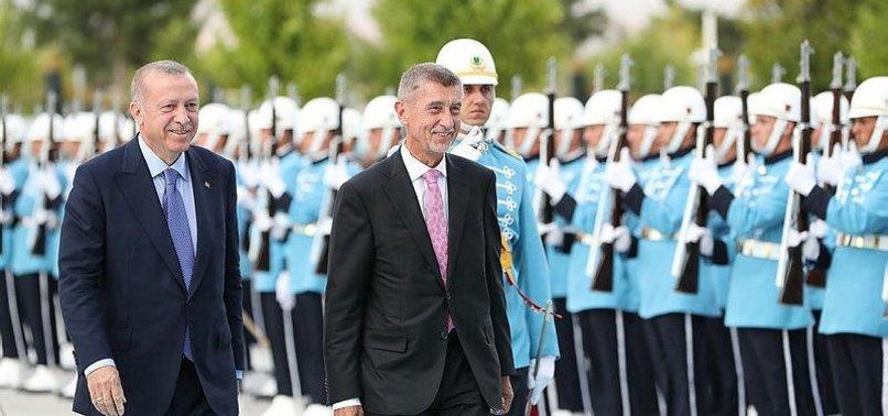 Czechia: We should talk to Erdoğan for refugees return
