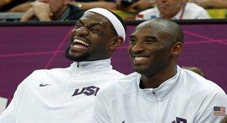 LeBron James'ten Kobe Bryant'a veda!