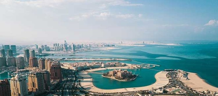 Haliç'in incisi: Katar