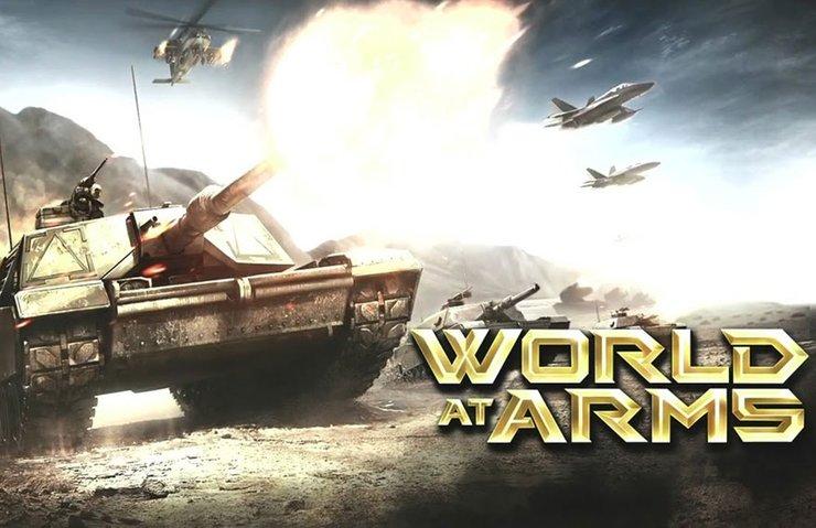 WORLD AT ARMS (İOS)