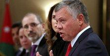 Jordan king tells Pence US must 'rebuild trust'