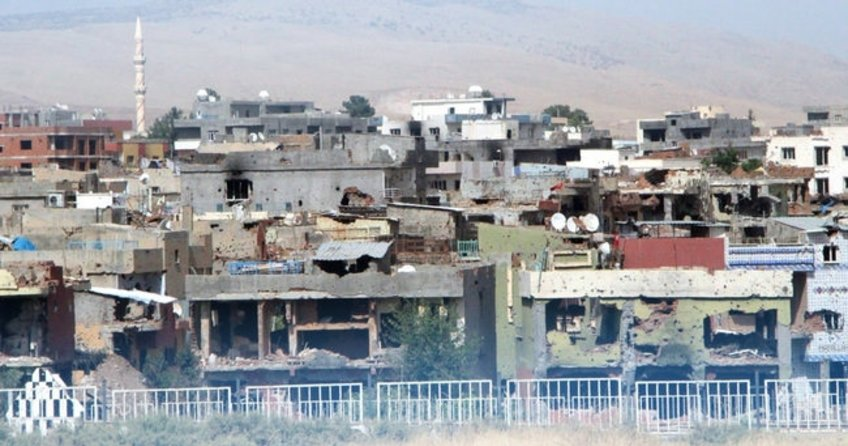 Nusaybin'de bazı mahalleler riskli alan ilan edildi