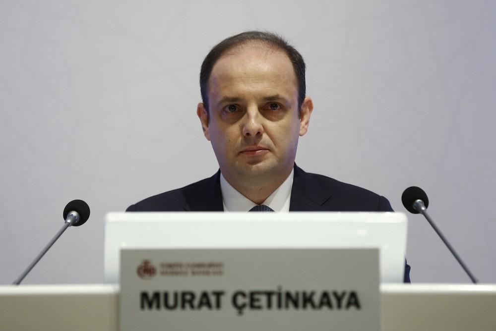 Head of the CBRT, Murat u00c7etinkaya