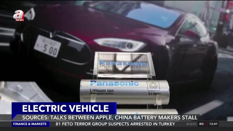 Sources: Talks between Apple, China battery makers stall