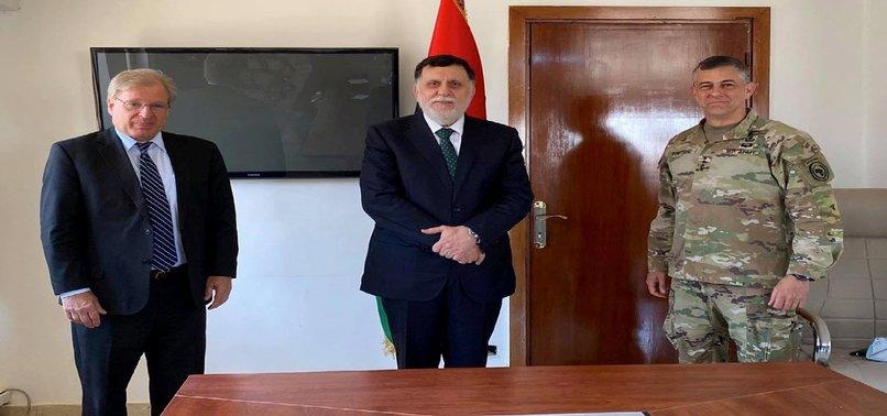 AFRICOM UNDERLINES STRONG COOPERATION WITH LIBYA GOVT