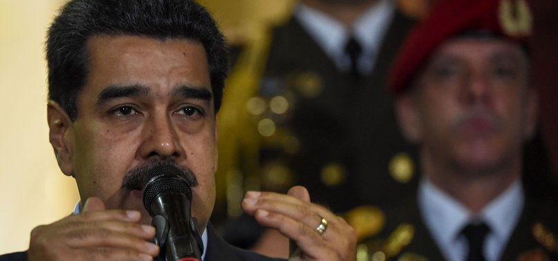 VENEZUELA HAS THWARTED COUP ATTEMPT, GOVERNMENT SAYS