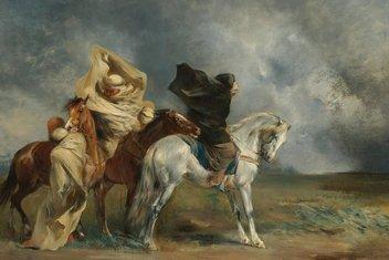 Cennetle müjdelenen sahabe; Zübeyr bin Avvam