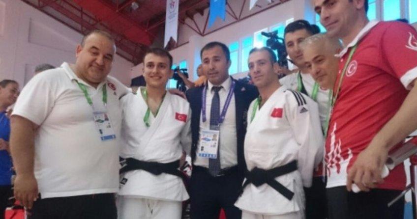 Deaflympics 2017'de ilk altın judodan geldi