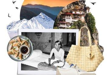 Tory Burch'un Seyahat Planı: Bhutan