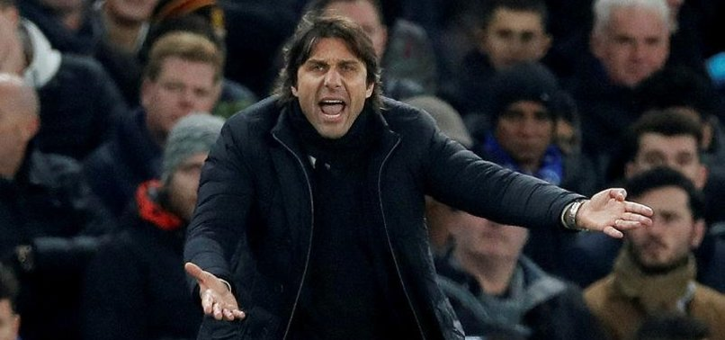 CHELSEAS CONTE TELLS OF LUCKY ESCAPE