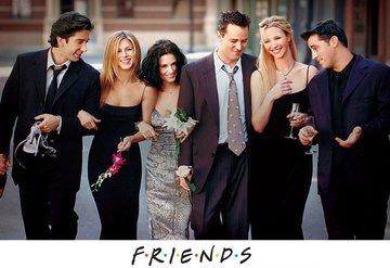 Efsane dizi Friends geri dönüyor