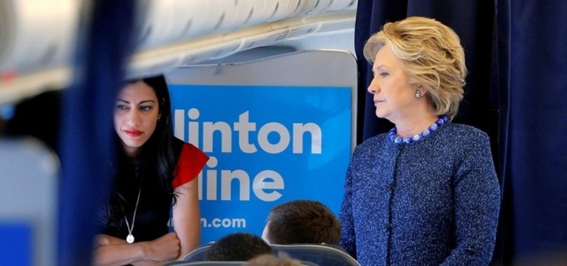 US STATE DEPARTMENT RELEASES EMAILS FROM HUMA ABEDIN FOUND ON WEINERS LAPTOP