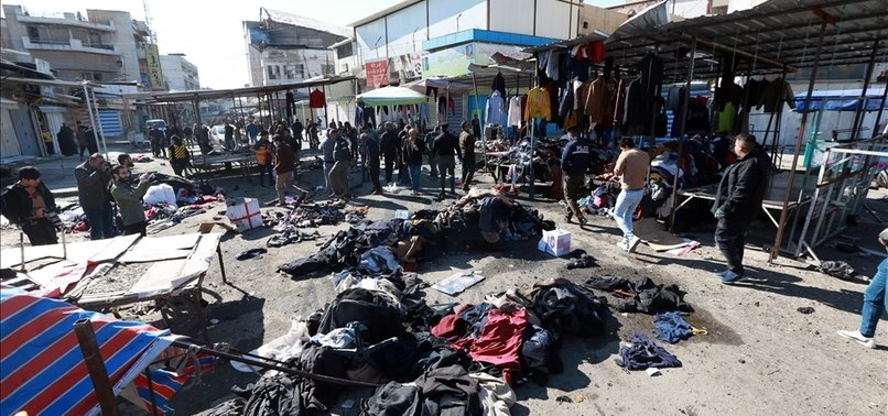 AT LEAST 30 KILLED, DOZENS WOUNDED IN EXPLOSION IN IRAQS SADR CITY