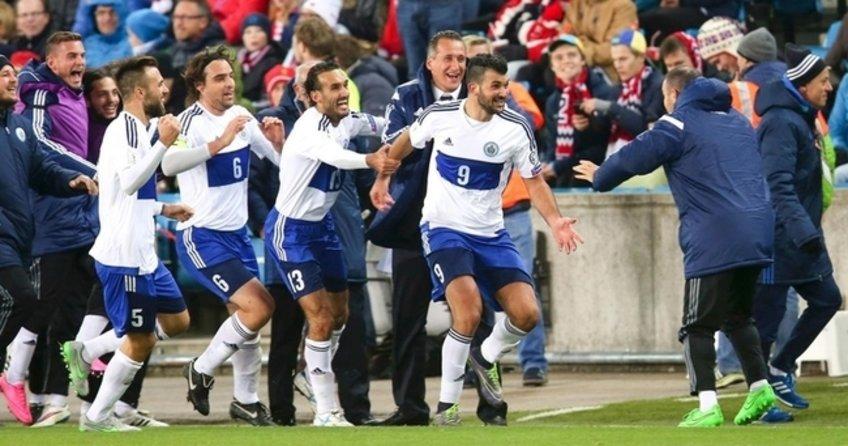 San Marino'nun golü bize 'tanıdık'