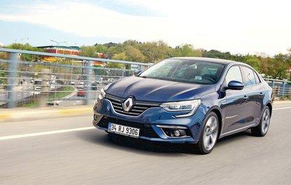 UZUN DÖNEM TESTİ · Renault Megane Sedan 1.2 Tce EDC