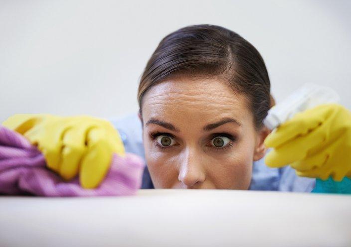 Evde sık sık temizlemeniz gereken 10 detay