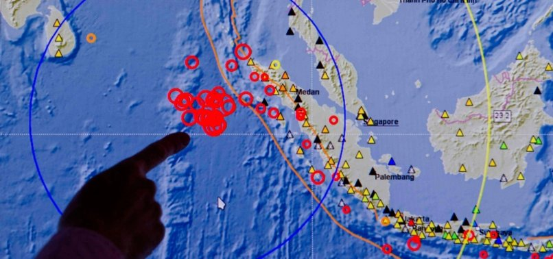 MAGNITUDE 6.1 EARTHQUAKE JOLTS INDONESIA