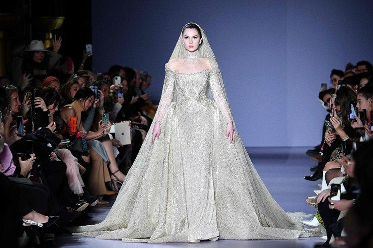 Georges Hobeika Haute Couture İlkbahar/Yaz 2020