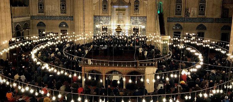 Edirne'de üç aylara 'sultan geleneği' ile giriliyor