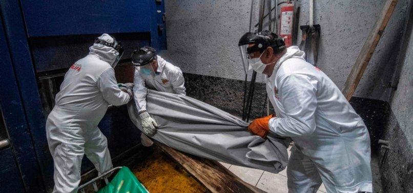 MEXICO PASSES 900,000 CONFIRMED CORONAVIRUS CASES