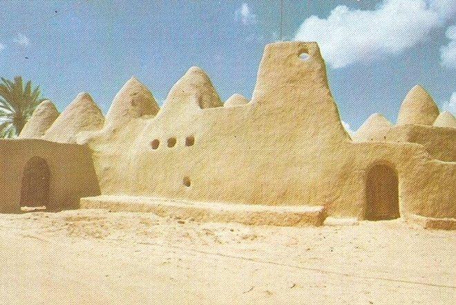 Atiq Camii / Awjila, Libya