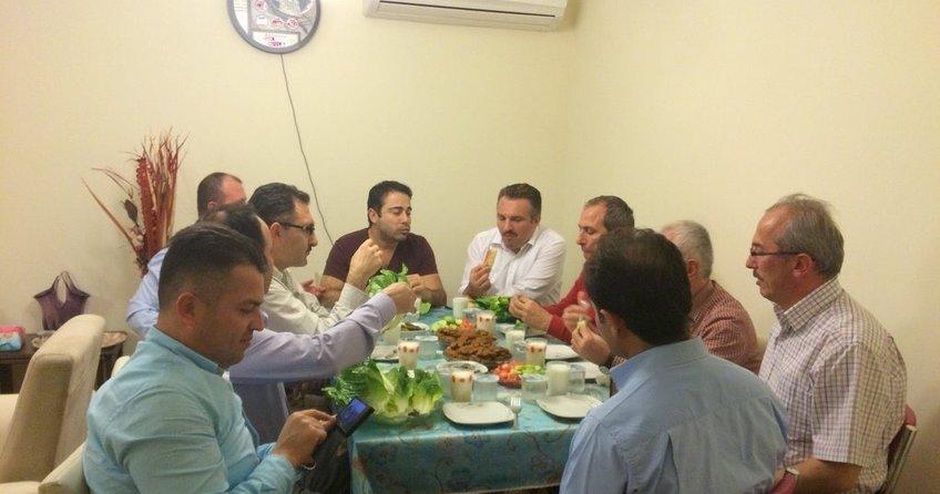 FETÖ'nün Irak imamı ile Atilla Taş'ın fotoğrafı ortaya çıktı