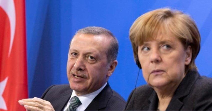 Ankara-Berlin Hattı Gergin!