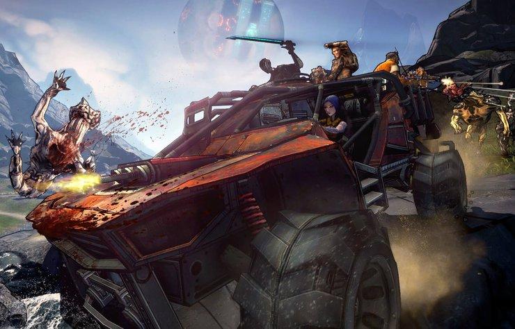 4 Haziran saat 18.00'e kadar Epic Games Store hesabınızla Borderlands: The Handsome Collection oyununu ücretsiz indirebilirsiniz.