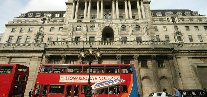 BANK OF ENGLAND MAKES NO CHANGES TO STIMULUS PUSH