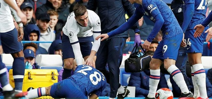 VAR IN FOCUS AGAIN AS OFFICIALS ADMIT RED CARD MISTAKE AT CHELSEA