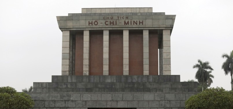 EMBALMED BODY OF HO CHI MINH IS IN GREAT SHAPE 50 YEARS AFTER HIS DEATH, VIETNAM SAYS