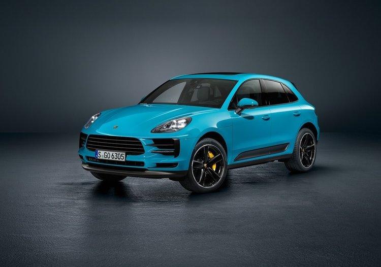 Rafine zevk: Yeni Porsche Macan