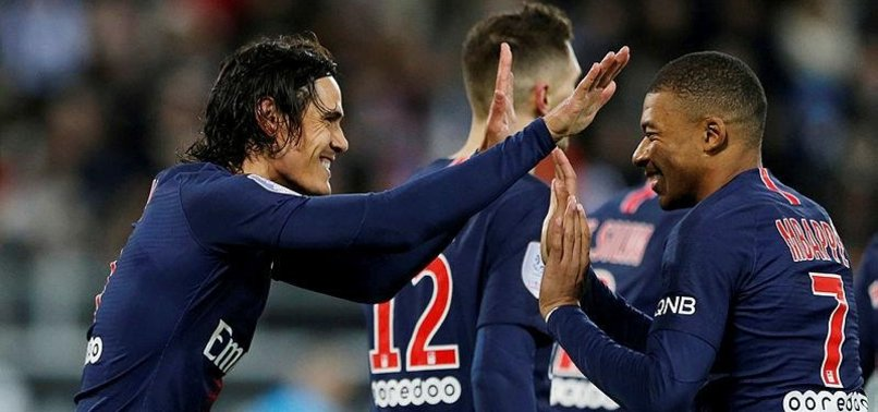 PSG RECOVER FROM LEAGUE CUP EXIT TO THRASH AMIENS