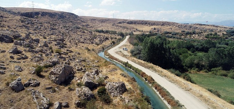 WORLDS OLDEST IRRIGATION CHANNEL TO OPEN TO TOURISTS IN EASTERN TURKEY