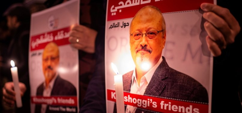 SAUDI ARABIA MUST HOLD KHASHOGGIS KILLERS ACCOUNTABLE: POMPEO