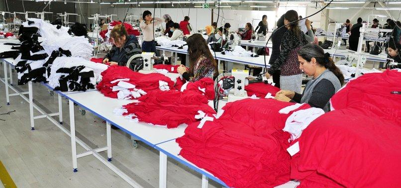 TURKEYS MANUFACTURING INDEX HITS 7-YEAR HIGH