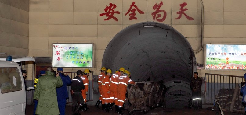 15 KILLED IN NORTHERN CHINA COAL MINE EXPLOSION