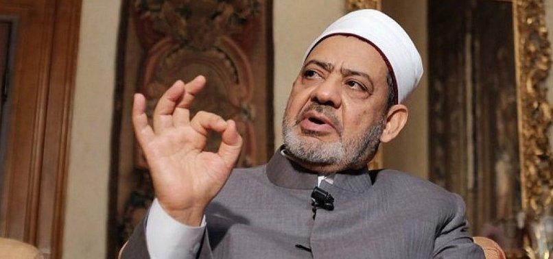 AL-AZHAR CALLS ON INTERNATIONAL COMMUNITY TO CRIMINALISE ANTI-MUSLIM ACTIONS