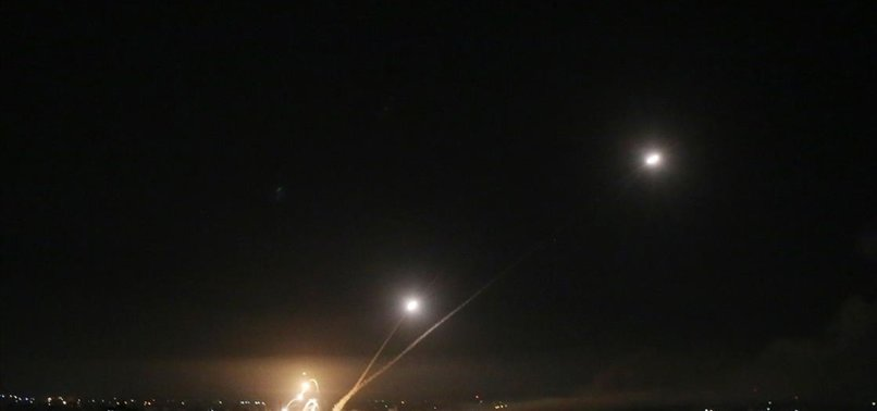 ISRAELI AIRSTRIKE KILLS LEBANESE MAN ALONG ISRAELI-LEBANON BORDER