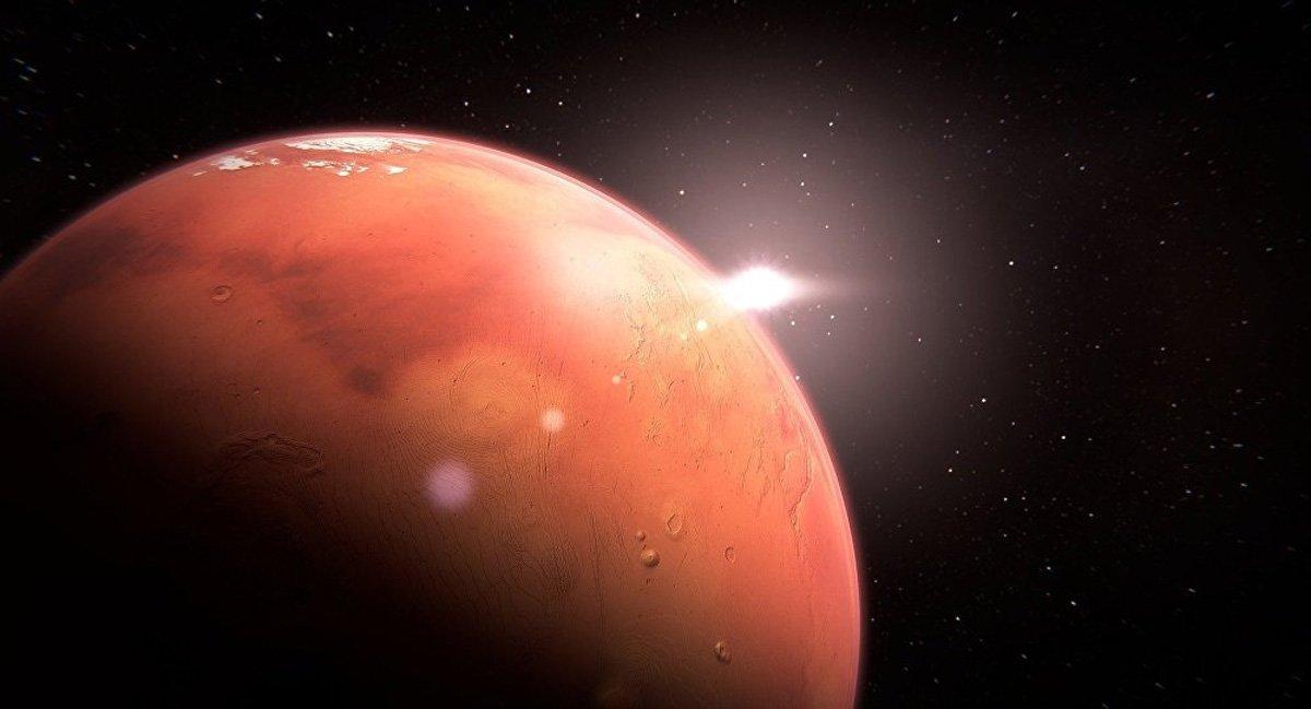 MARS'A AYAK BASACAK İLK İNSAN