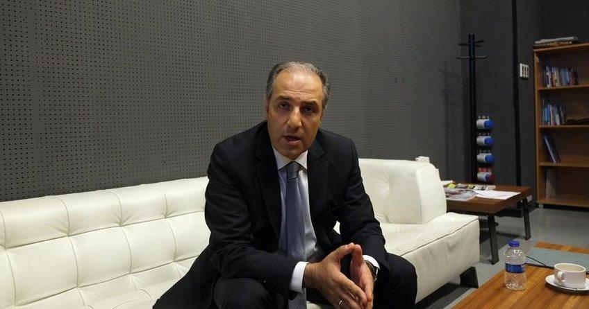 Mustafa Yeneroğlu: Her gün  Almanyada Müslümanlara en az 3 saldırı var