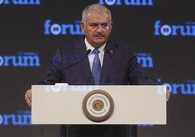 Başbakan Binali Yıldırım'dan Medya Forumu'nda flaş açıklama