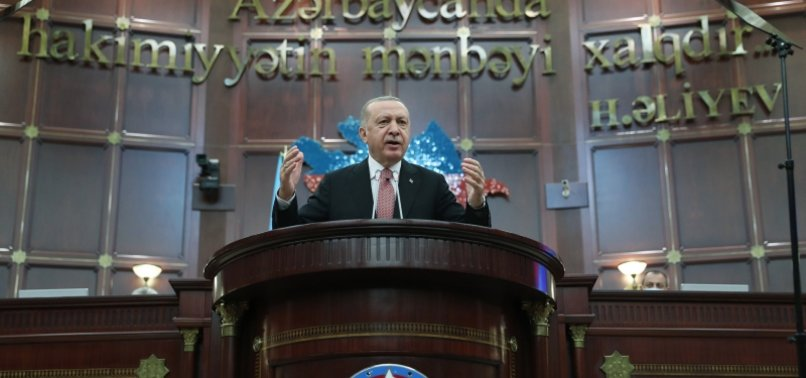 PEACE, STABILITY IN CAUCASUS REGION BENEFITS WHOLE WORLD