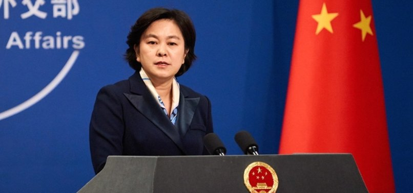 'TRUTH WILL BE OUT: CHINA AFTER US REBUKE ON COVID-19