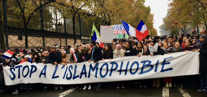 FRENCH MUSLIMS FACE NEW CRACKDOWN