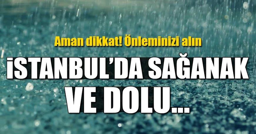 Sıcaklar İstanbul'u terk ediyor!