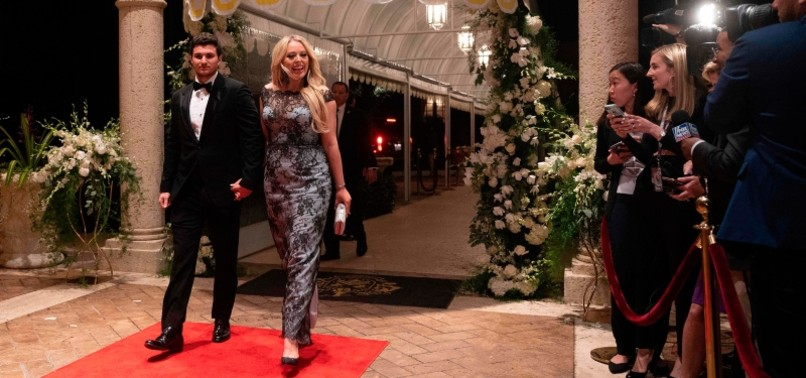 TRUMPS YOUNGEST DAUGHTER TIFFANY TO GET ENGAGED TO LEBANESE MAN