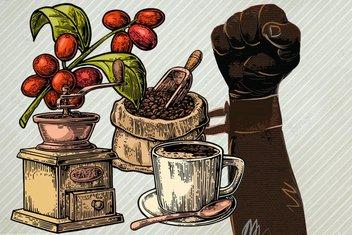 Kahve endüstrisi kölelik ile nasıl yükseldi?