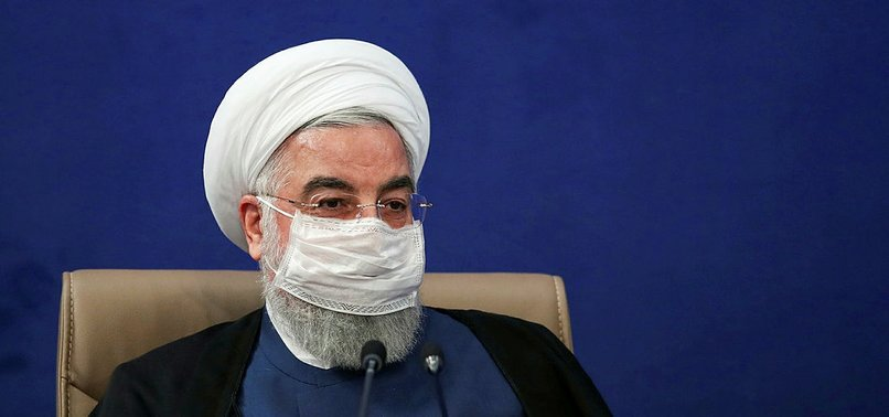 IRAN SAYS CANNOT SHUT DOWN ECONOMY DESPITE WORSENING VIRUS OUTBREAK